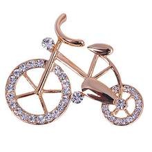 Bike Brooch Pins Men And Women Sporty Casual Metal Bicycle Booch Jewelry Broche Brosche Broszka Free Shipping(China)