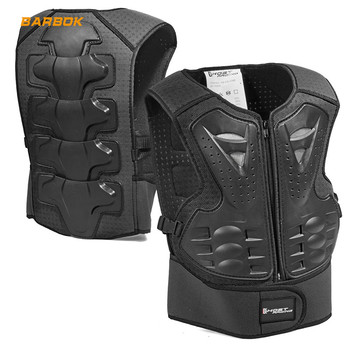 Motorcycle Chest Vest  Body Protection Armor for Kids