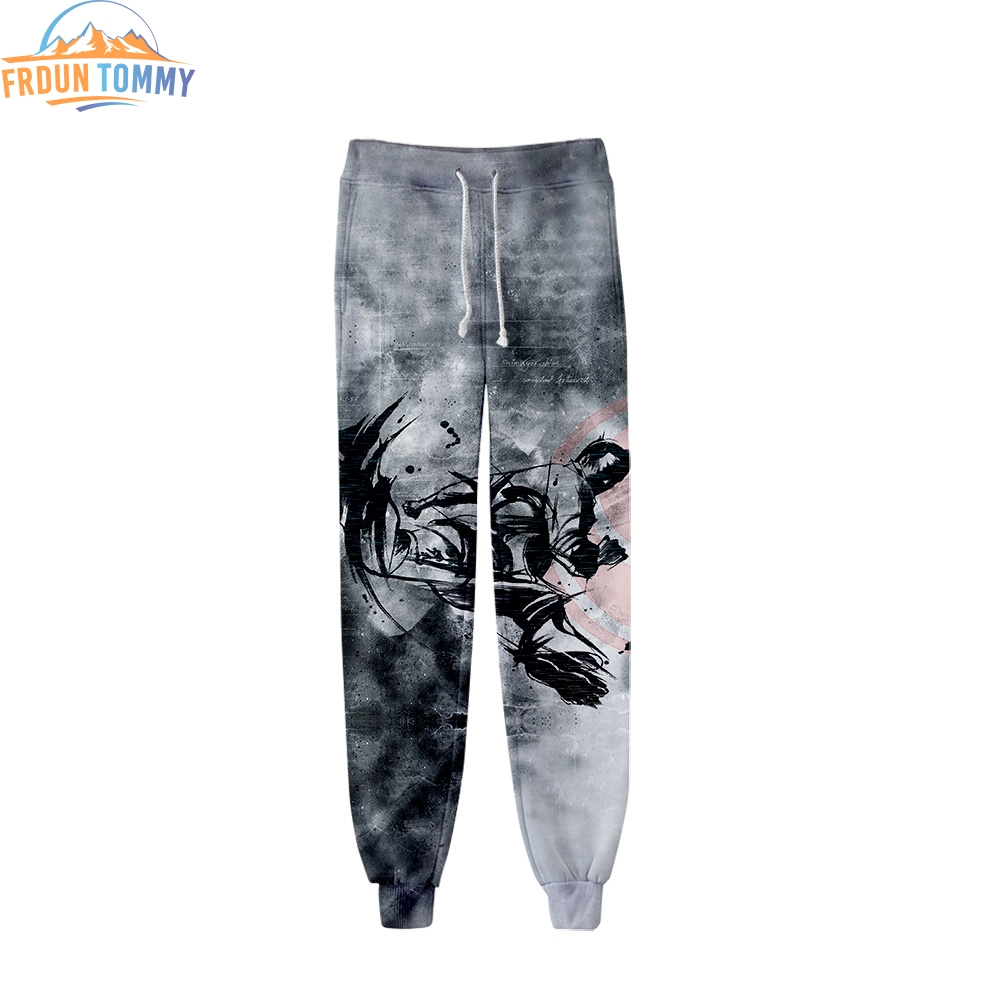 2019 New Style Kyokushin 3D Print Clothes Wrapped Pants 2019 Hot Sale Spring Women And Men Warm Sweatpants Jogger  Kpops Pants