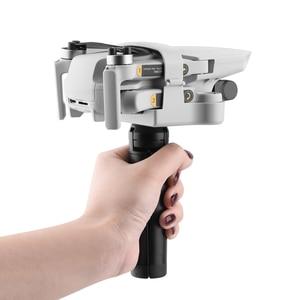 Image 3 - Trípode de mano para DJI Mavic Mini/Mavic Mini 2, cardán, estabilizador de mano, soporte de Cámara de Acción, accesorios para trípode