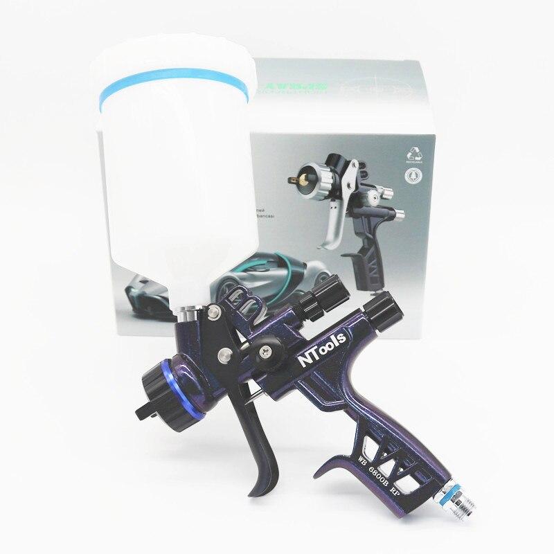 Новый пистолет-распылитель RP 6800, сопло 1,3 мм, инструмент для распыления краски автомобиля, краскопульт высокого качества, хорошее распылени...