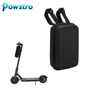 Electric Scooter Head Bag For Xiaomi Mijia M365 Replacement Head Handle Bag EVA Easy To Instal Storage Hanging Bag Universal