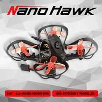 Rc Drone profesional fotografía aérea Emax Nanohawk Bnf 65mm, 20mm, g 1s F4 5a ces Runcam Nano 3 cámara de carreras de Fpv Drone #3