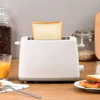 750W Fast Toaster Bread Maker Toast Machine Breakfast Machine Mini Maker Double Side Baking for Home 3