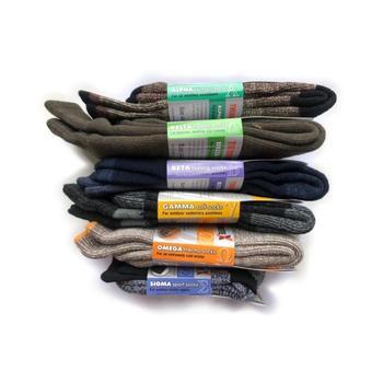 Носки теплые термо Thermocombitex 37-46 размеры для рыбалки, охоты, носки трекинга, зимние