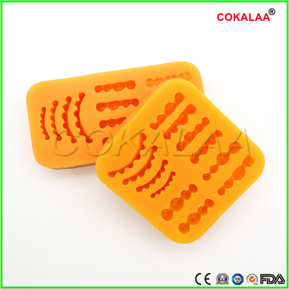1PCS Dental Lab Denture Laboratory Wax Teeth Tooth Rubber Model Inverted Mold 1pcs Wax Rubber Model Base
