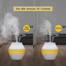 NEWTHING Air Aroma electric ultrasonic cool mist  Humidifier 120ML Aromatherapy Essential Oil Diffuser for Home Office alice olivia сапоги