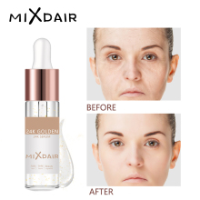 MIXDAIR  Hyaluronic Acid Anti Wrinkle 24K Gold Serum Anti-Aging Moisturizer Essence Skin Care Whitening Brighten gold polypeptide serum argireline repair skin anti aging hyaluronic acid whitening skin care essence face care anti wrinkle