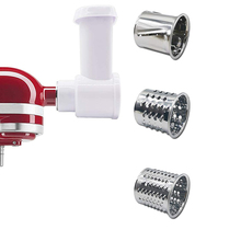 Slicing Kitchenaid-Stand Shredding-Accessories Mixer Attachment Shredder/cheese-Grater