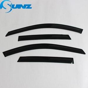 Image 2 - Side Window Deflector For Mazda CX5 2012 2013 2014 2015 2016 Black Window Visor Wind Shields Sun Rain Deflector Guards SUNZ