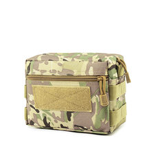 Army Travel Hunting Pouch Rifle Bag Tactical Pocket Organizer EDC Pouch Military Belt Pouch Waterproof Hunting Pack Tool Bag(China)
