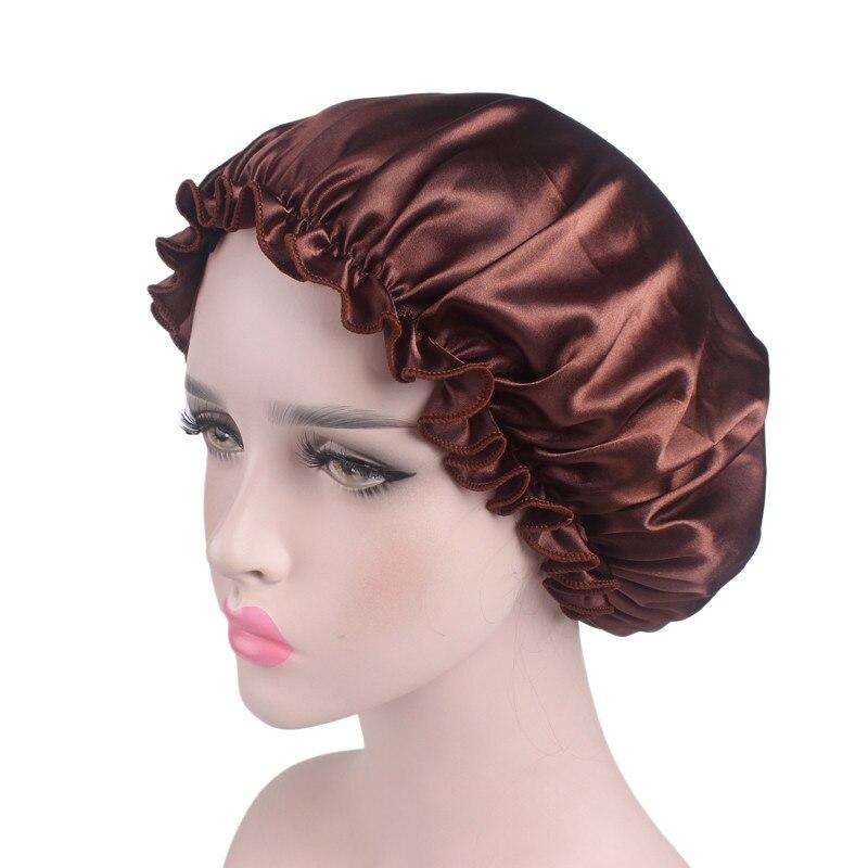 Водонепроницаемый кружево душ шапочка утолщение высокое качество волосы салон резинка шапка для женщин ванна +ванная комната принадлежности FRE-Drop