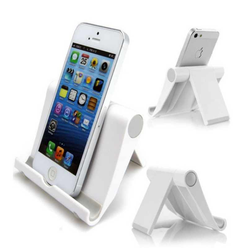 Multifunctional Rotary Universal Tablet PC Smartphone Stand Foldable Mobile Phone Universal Mount Desktop Tablet Phone Holder