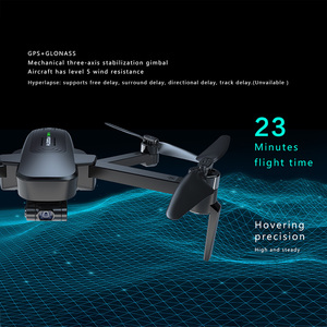 Image 5 - Hubsan Zino Pro GPS Drone with Camera 4K UHD Drone 5G WiFi 4km FPV Drone 3 Axis Gimbal Brushless RC Quadcopter