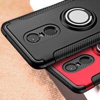 Funda de silicona híbrida para Xiaomi Redmi5, carcasa de Metal para Xiaomi Redmi 5 Plus Note 5 Pro 5A Prime