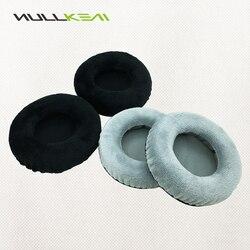 Nullkeai Replacement Velvet Earpads for Bluedio T3 T3Plus T3 PLUS Headphones Earmuff Earphone Sleeve Headset