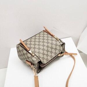 Image 4 - Dorywczo torba torba na ramię torebka Cross torby piersiowe dla kobiet torebki damskie wysokiej jakości torby projektant mody prezent