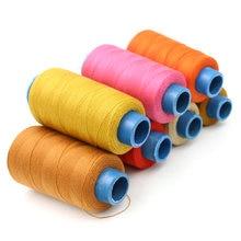 20s/3 хлопчатобумажные нитки для шитья прочная вышивка нить