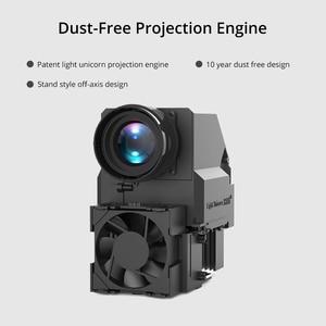 Image 2 - TouYinger H1แบบพกพาMini Led ProjectorสนับสนุนFull HDบลูทูธโปรเจคเตอร์ที่ดีที่สุดสำหรับเด็กโฮมเธียเตอร์ภาพยนตร์3000Lumen