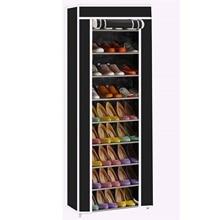 Organizer-Holder Shoe-Stand Storage-Shelf Assembled Dormitory Dust-Proof-Storage Simple