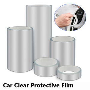 Прозрачная защитная пленка, автомобильная Защитная пленка для защиты от царапин, автомобильная краска, защита от царапин, нано-лента
