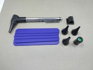 Image 3 - Otoskop Ophthalmoskop medizinische ohr reiniger pflege verstärker Stomatoscop otoscopio Diagnose hören gerät formedical ausrüstung