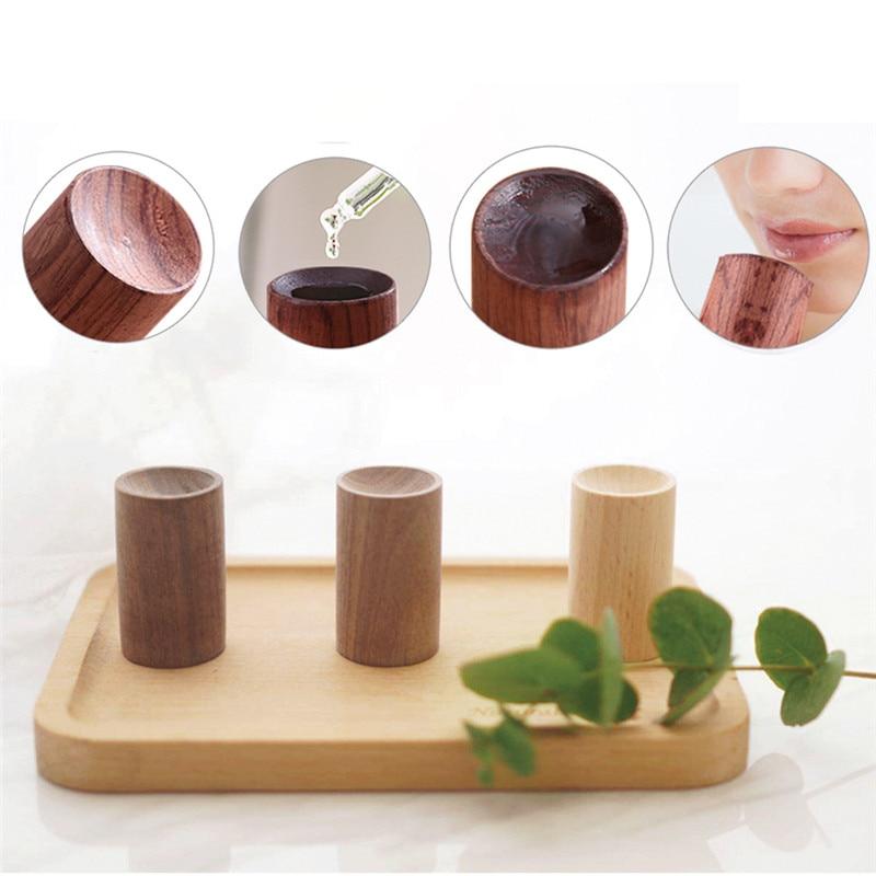 Essential Toiletry Kits Diffused Wood Aromatherapy Diffuser For Essential Oils Car Diffused Wood Refreshing Sleep Aid Meditation