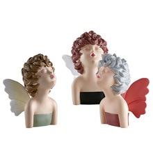 В скандинавском стиле ins, аксессуары для дома, крылья бабочки, крылья бабочки, резиновые украшения, кукла-ветер, свадебный подарок