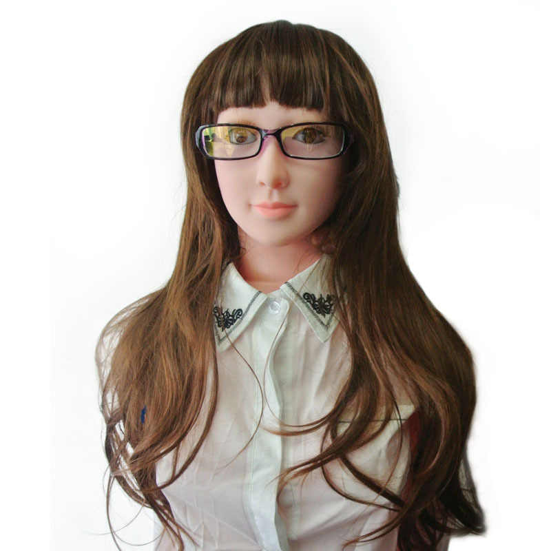 Muñeca inflable para hombres de una pieza muñeca de silicona suave muñeca para adultos simulada táctil Manual muñeca inflable