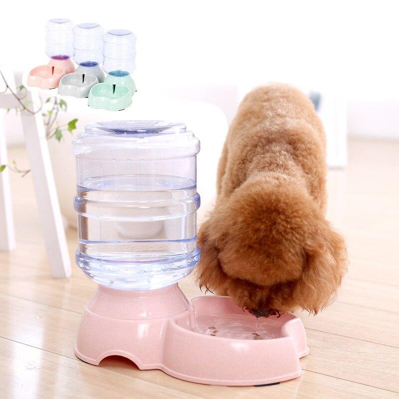Dispensador de agua para mascotas, bebedero automático para mascotas, comedero automático para mascotas, tazón para beber para perro y gato de 3,8 l Válvula de bola electrónica con pantalla LCD para hogar, 2 uds., temporizador de agua para riego del jardín, sistema controlador de temporizador