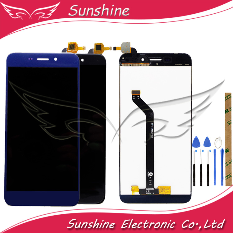 ZQ Good Quality <font><b>LCD</b></font> For <font><b>Huawei</b></font> <font><b>Honor</b></font> <font><b>6C</b></font> <font><b>Pro</b></font> JMM-L22 <font><b>LCD</b></font> Display With <font><b>Touch</b></font> Screen Sensor Complete Assembly image