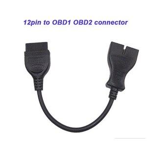 Image 3 - GM – adaptateur de câble de connecteur 12 broches 12 broches OBD à OBD2 16 broches