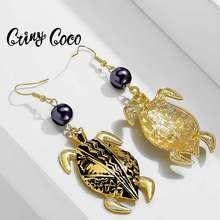 Cring coco 2020 новые модные женские серьги подарки на праздник