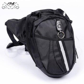 ¡Venta al por mayor! Bolso para motocicleta, bolso anticaída de bolsillo para actividades al aire libre, bolso impermeable de nailon para mini bolso de bolsillo para YAMAHA MT07 MT09 R1 R3 R6