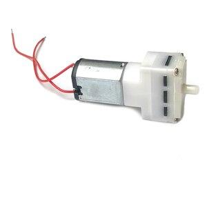 Image 2 - DC3V Mini Air Pump Pressure Oxygen Pump Blood Pressure Monitor Medical Equipment Air Pump For Sphygmomanometer & Aquarium