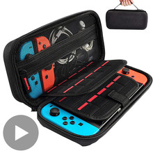 Opbergtas Pouch Voor Nintendo Switch Draagtas Accessoires Cover Game Console Controle Bescherming Reizen Vervoer Coque Sac(China)