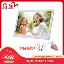 "10.1 ""Hd Digitale Fotolijst Mult Media Speler MP3 MP4 Wekker Voor Gift"
