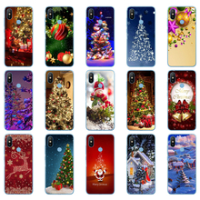 302DD Merry Christmas Soft Silicone Cover Case for