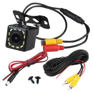 Image 5 - Telecamera di retromarcia per Auto ZIQIAO telecamera di Backup per parcheggio retromarcia automatica impermeabile universale HD per visione notturna
