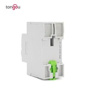 Выключатель переменного тока, 2P, 16A, 10 мА, 30 мА, 6KA, RCCB, RCD, 110 В, 230 В, разветвитель тока, переключатель безопасности, TORD4-63