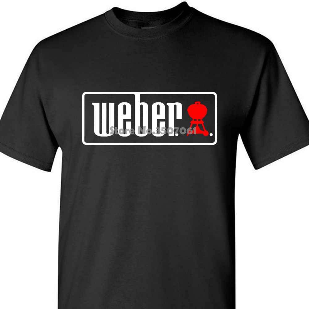 Weber Outdoorsy Charcoal Grills Bbq New T-shirt Men's T-shirts summer winter Style Fashion Swag Men T Shirts. coat clothes tops