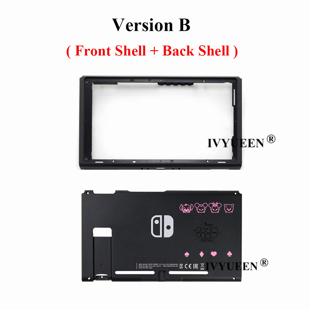 for Nintendoswitch Nintend switch console housing shell case 10