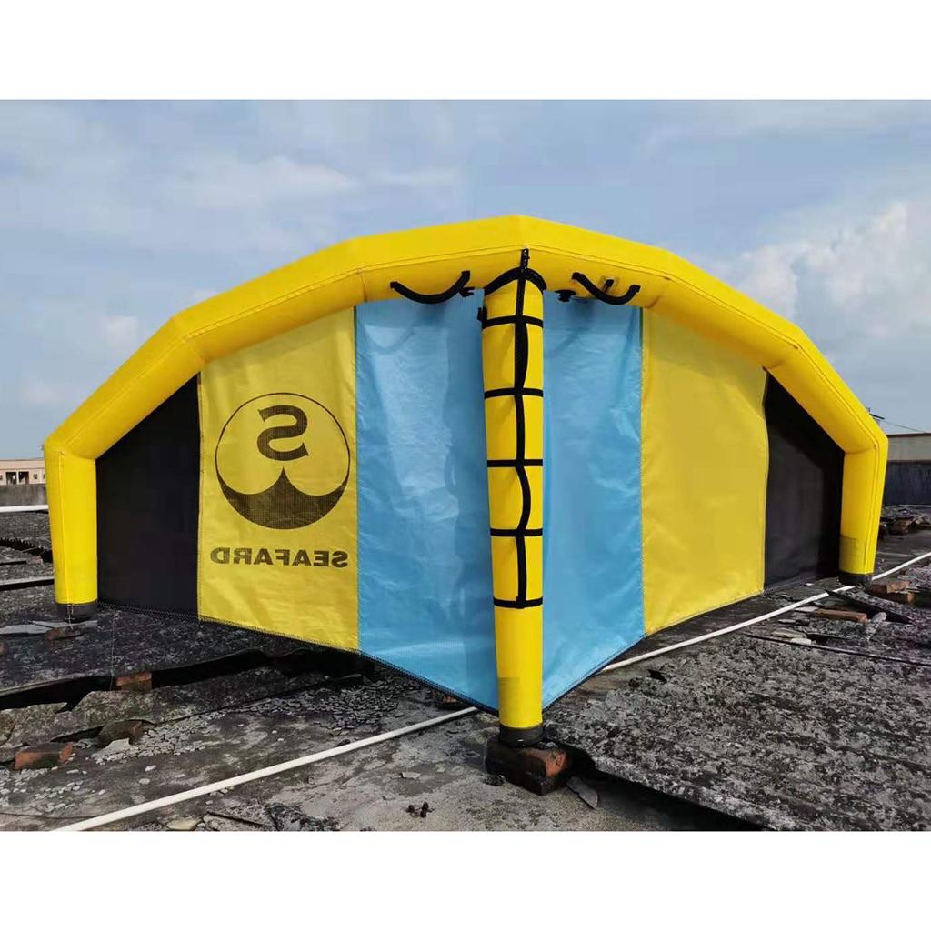Inflatable Kiteboarding Trainer Kite Kitesurfing Wind Sport Equipment Gear For Beginners Professional Fun Water Sports