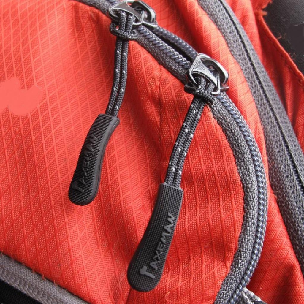 10 Packs Reflective Puller Zipper Pull Cords Slider Fastener Zip Clip Buckle