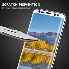 Tempered Glass For Samsung Galaxy S9 S9Plus Full Cover S8/Plus  S7 9D Edge Screen Protector