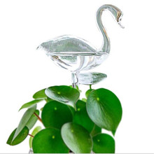 Garden Accessories Self Watering Pot 3pcs/set Plant Waterer Glass Irrigation System цена 2017