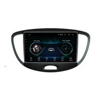 4G LTE Android 8.1 For HYUNDAI i10 2007 2013 Multimedia Stereo Car DVD Player Navigation GPS Radio