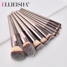 Applicator Concealer Makeup-Brushes-Set Eyeliner Highlighter Lashes Eye-Shadow Professional