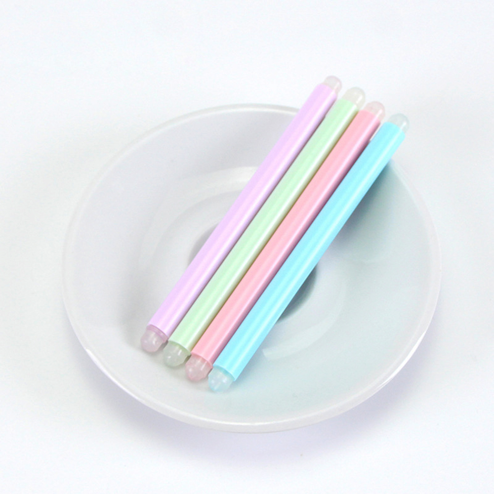 4 Pcs/lot Creative Eraserable Friction Easy Pen Eraser Stick Students Office Stationery Special Friction Gel Pen Clean