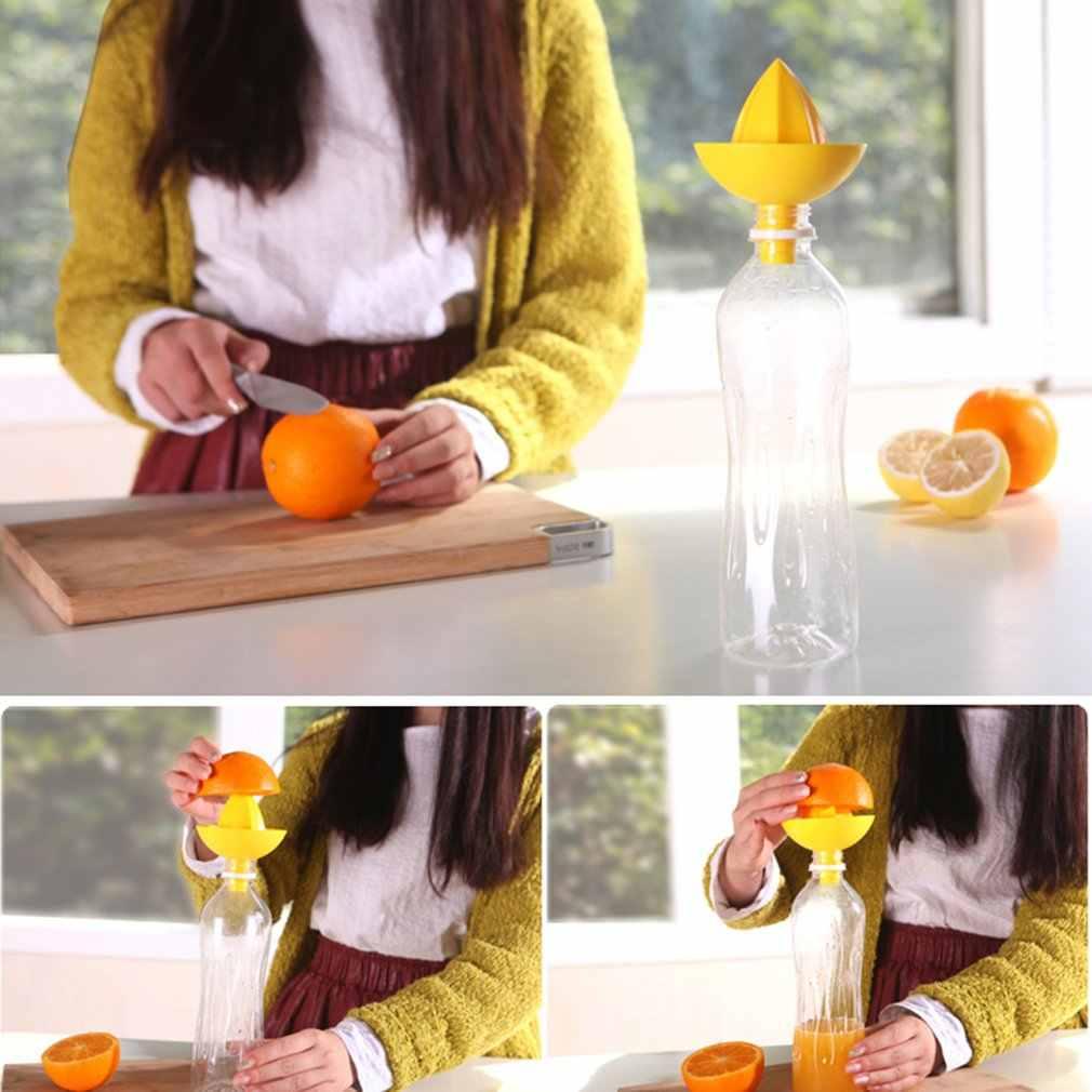 マニュアルジューサーレモンフルーツスクイーザオレンジシトラスライムジュースハンドプレス搾汁ツール家庭の台所ミニツール用品機